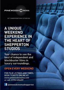 Shepperton, Studios, Cinema